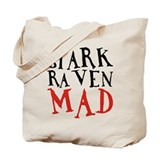 Stark Raven Mad Tote Bag