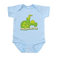 Rollin Down the Street Infant Bodysuit