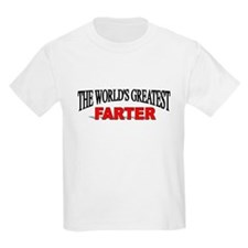"""""""The World's Greatest Farter"""" T-Shirt"""