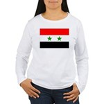 Syria Women's Long Sleeve T-Shirt