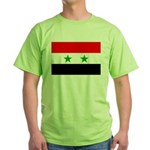 Syria Green T-Shirt