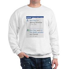 Kill Death Penalty - Fazebook Sweatshirt