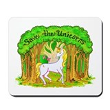Save the Unicorns Mousepad
