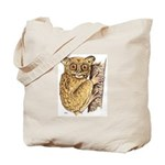 Tarsier Rain Forest Tote Bag