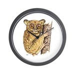 Tarsier Rain Forest Wall Clock