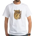 Tarsier Rain Forest White T-Shirt