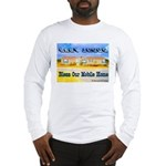 Baby Jesus Long Sleeve T-Shirt
