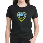 Kotzebue Alaska Police Women's Dark T-Shirt