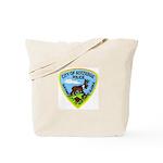 Kotzebue Alaska Police Tote Bag
