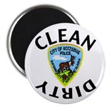 Kotzebue Alaska Police Magnet