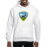 Kotzebue Alaska Police Hooded Sweatshirt
