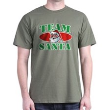 Team Santa Christmas T-Shirt