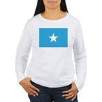 Somalia Women's Long Sleeve T-Shirt