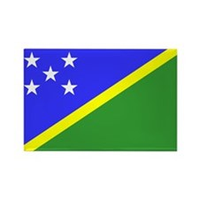 Solomon Islands Rectangle Magnet (10 pack)