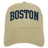 BOSTON design (blue) Hat