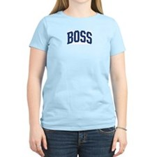 BOSS design (blue) T-Shirt