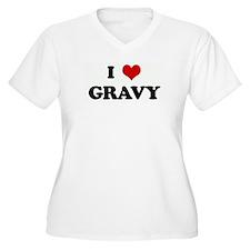 I Love GRAVY T-Shirt