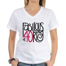 Fabulous at 40rty! Shirt