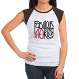 Fabulous at 40rty! Tee