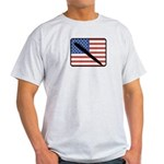 American Writing Light T-Shirt