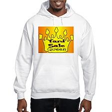 Yard Sale Queen Hooded Sweatshirt