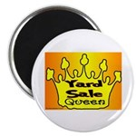 Yard Sale Queen Magnet