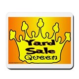 Yard Sale Queen Mousepad