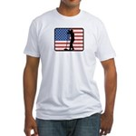 American Sing Fitted T-Shirt