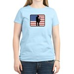 American Saxaphone Women's Light T-Shirt