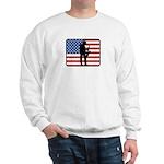 American Saxaphone Sweatshirt