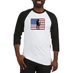 American Saxaphone Baseball Jersey