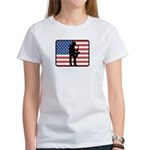 American Saxaphone Women's T-Shirt