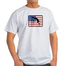 American Pole Vault T-Shirt