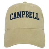 CAMPBELL design (blue) Baseball Cap