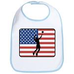 American Mens Volleyball Bib