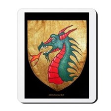 Dragon Shield Mousepad