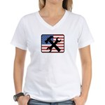 American Handyman Women's V-Neck T-Shirt