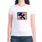 American Handyman Jr. Ringer T-Shirt