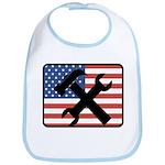 American Handyman Bib