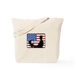 American Computer Geek Tote Bag