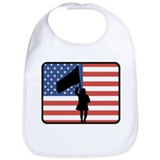 American Color Guard Bib