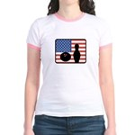American Bowling Jr. Ringer T-Shirt