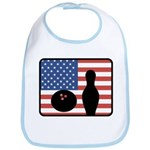 American Bowling Bib