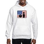 American Bowling Hooded Sweatshirt