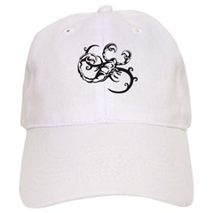 Scorpion Tattoo Cap