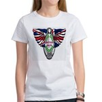 British Iron Motorcycle Women's T-Shirt