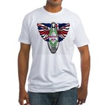 British Iron Motorcycle Fitted T-Shirt