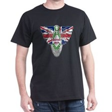 British Iron Motorcycle T-Shirt