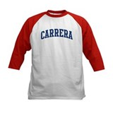 CARRERA design (blue) Tee