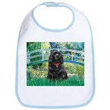 Bridge / Black Cocker Spaniel Bib